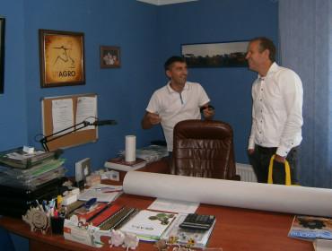 Партнерство з найкращими - співпраця Denkavit та UTAGRO